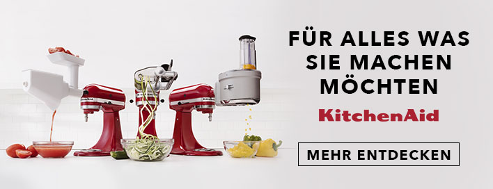 Kitchen Aid Zubehör günstig kaufen bei MediaMarkt