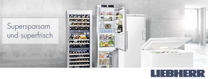 Liebherr Kühlschränke günstig kaufen bei MediaMarkt
