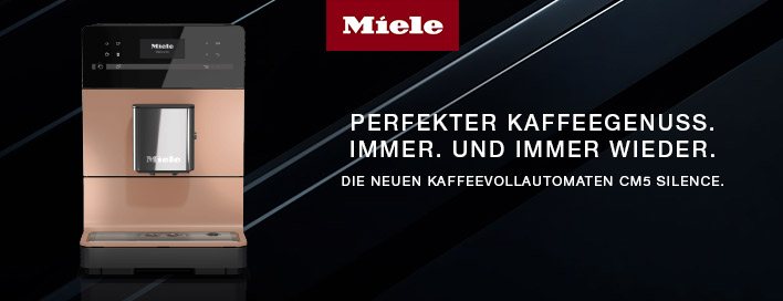 Miele Dampfgarer