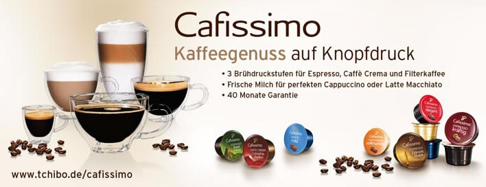 fc994e5f4de6ea Kaffeekapseln von Tchibo Cafissimo jetzt bestellen | MediaMarkt