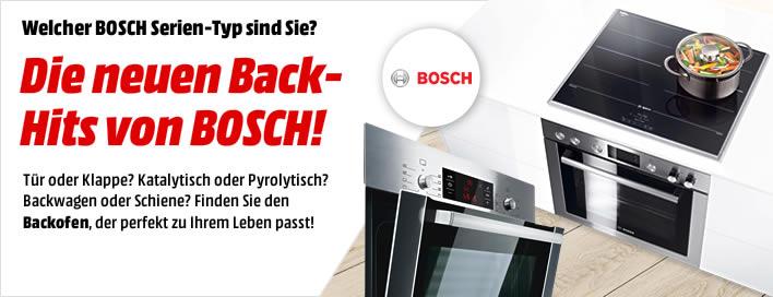 Einbaubacköfen  Bosch Einbaubacköfen günstig kaufen bei MediaMarkt
