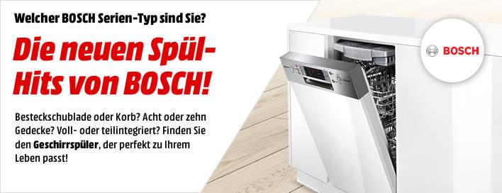 Bosch Geschirrspuler Media Markt