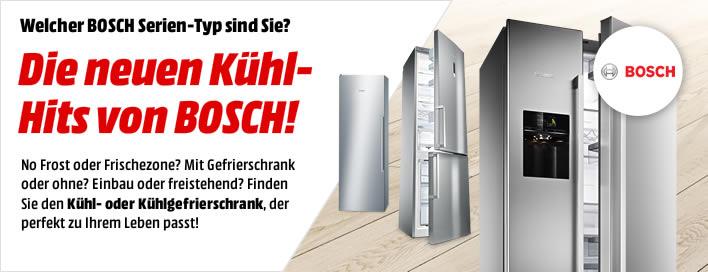 Bosch Kühlgefrierkombinationen günstig kaufen bei MediaMarkt