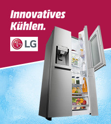 LG Innovatives Kühlen