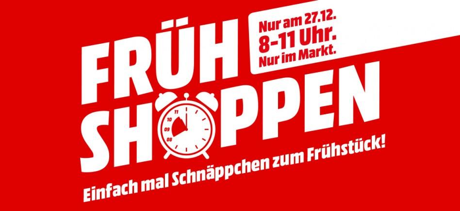 Frühshoppen Mediamarkt Neunkirchen