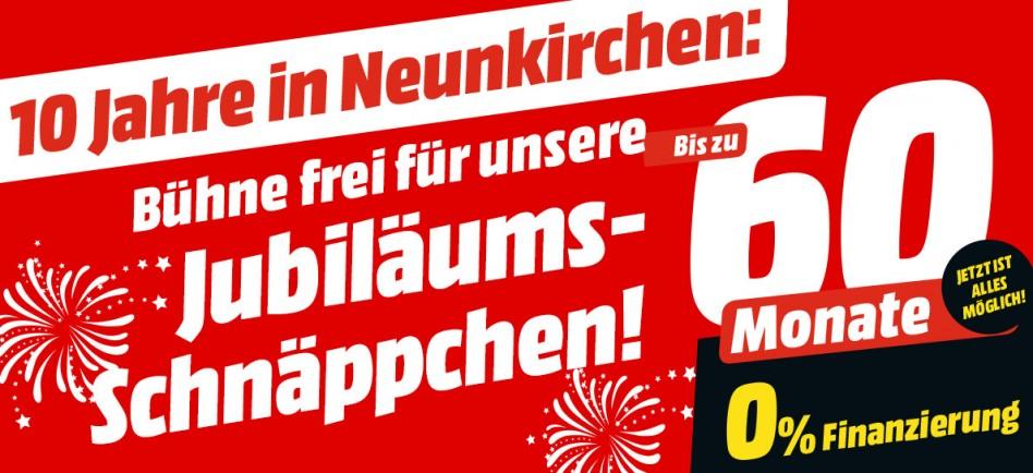 10 Jahre Mediamarkt In Neunkirchen Mediamarkt Neunkirchen