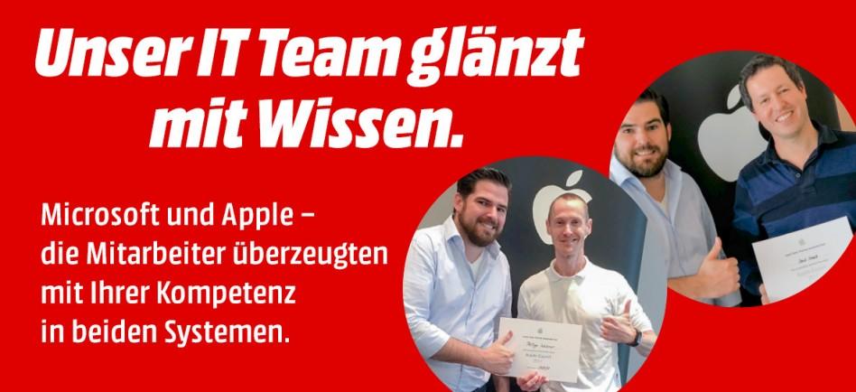 Media Markt Weihnachtsfeier.It Team Glänzt Mit Wissen Mediamarkt Mainz