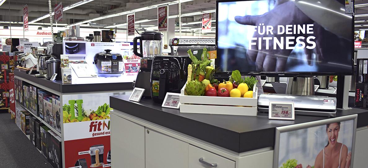 fitnessen gesund essen gesund leben mediamarkt kassel dez kassel. Black Bedroom Furniture Sets. Home Design Ideas
