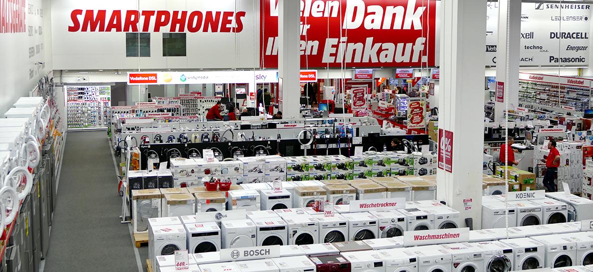 Mediamarkt Mühlheim