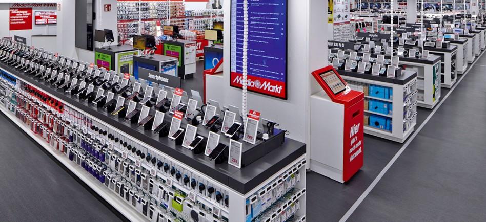 Bildergalerie MediaMarkt Berlin-Hauptbahnhof