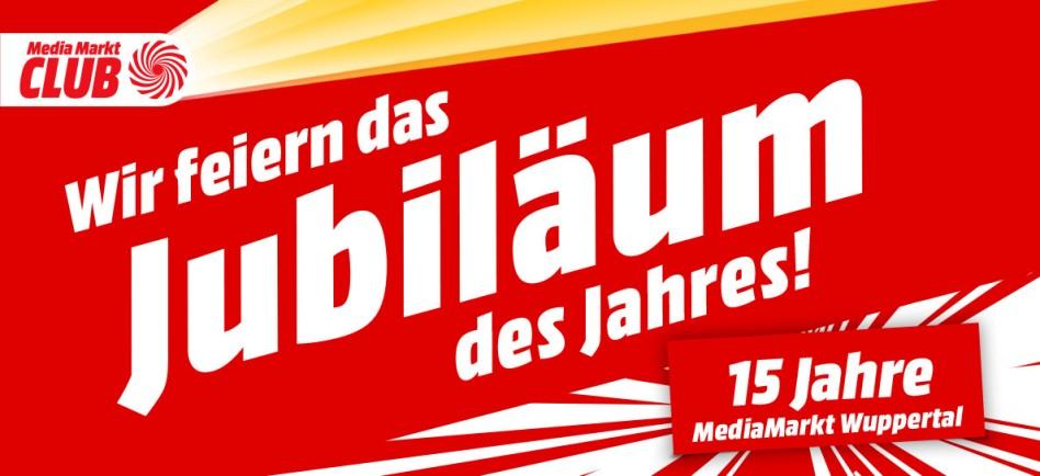 Media markt jubiläum
