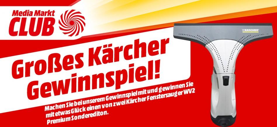 Großes Kärcher Gewinnspiel Mediamarkt Buchholz In Der Nordheide