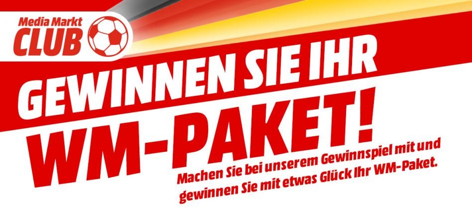 Gewinnen Sie Ihr Wm Paket Mediamarkt Buchholz In Der Nordheide