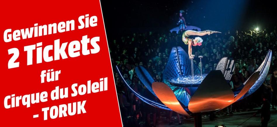 Cirque De Soleil Toruk Mediamarkt Hamburg