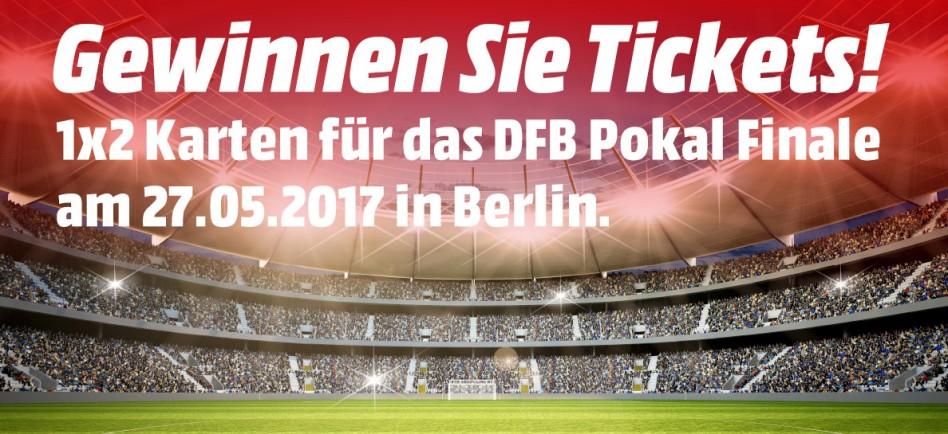 Gewinnen Sie Karten Für Das Dfb Pokal Finale Mediamarkt Aschaffenburg