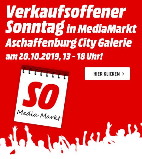 media markt aschaffenburg city galerie