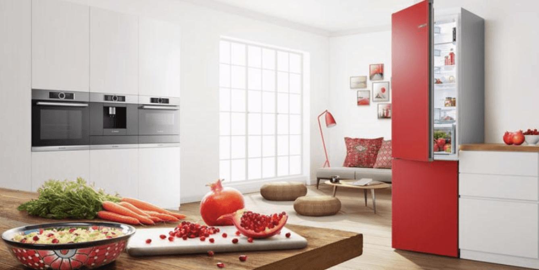 Bosch Kühlschrank Orange : Individuell und praktisch: ein kühlschrank für jeden geschmack