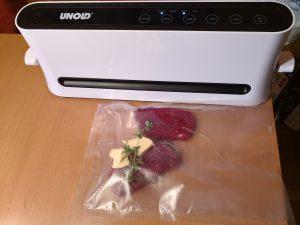 Unold Mini Kühlschrank : Unold vakuumierer 48040 design mediamarkt
