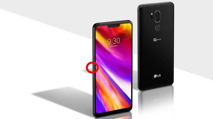 Vr Brille Lg G7 : Lg g thinq smartphone mit künstlicher intelligenz trends